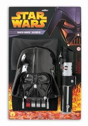 Kids Star Wars Darth Vader Kit (With light saber)