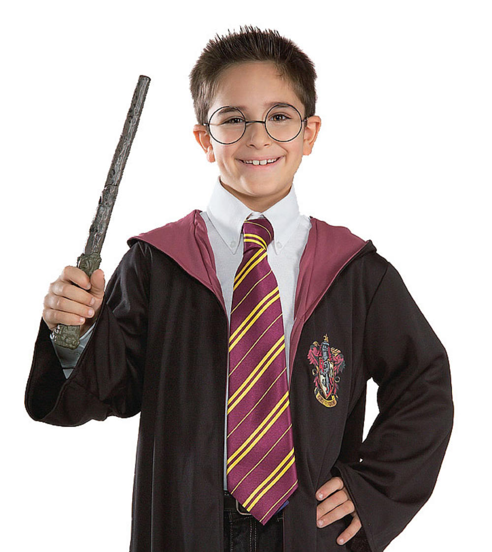 ecb37abe9e9 Harry Potter Hogwarts Tie