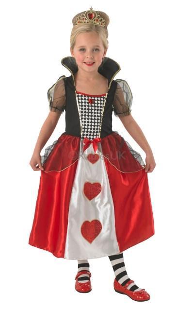 Kid's Queen of Hearts