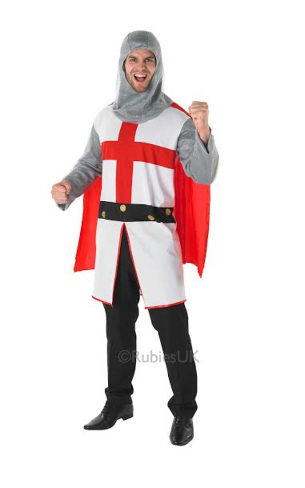 St Georges Knight Costume