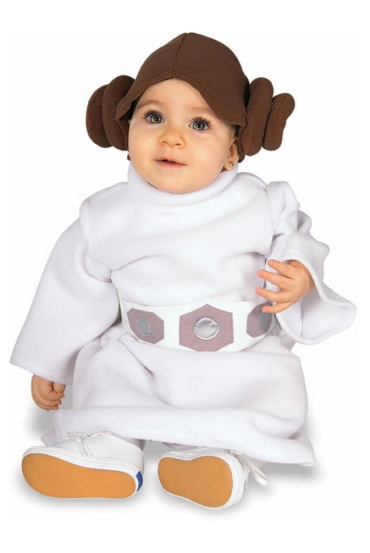 Star Wars Baby Princess Leia Toddler