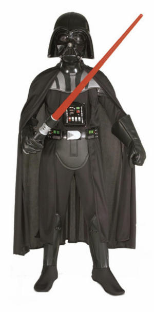 Kids Deluxe Darth Vader Costume