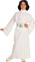 Girls Star Wars Princess Leia Costume