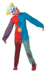 Kid's Scary Clown Costume