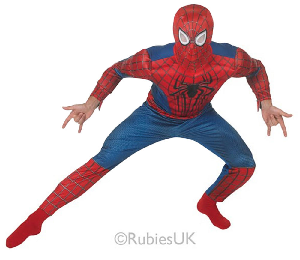 Deluxe Amazing Spider-Man 2 Costume