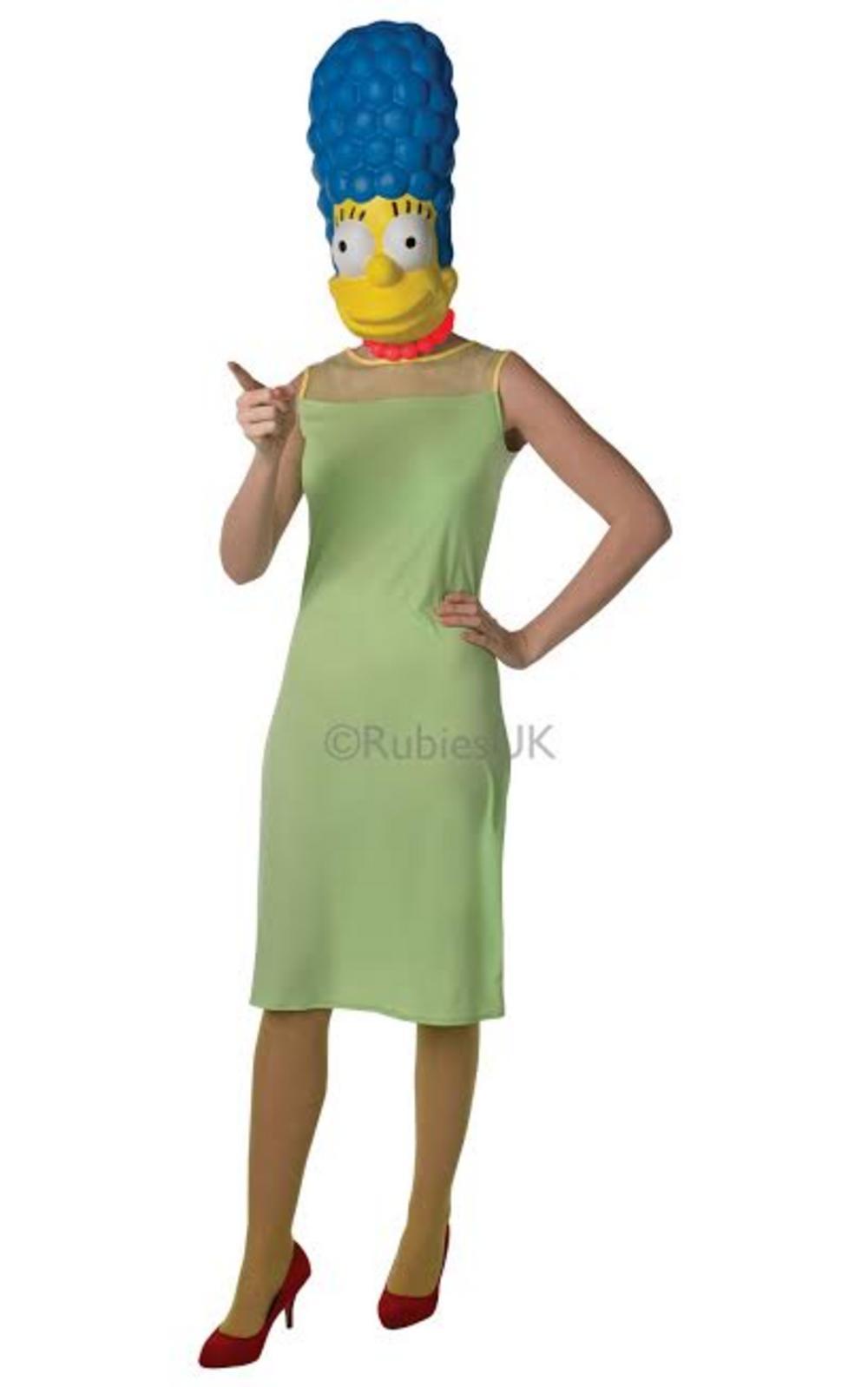 Classic Marge Simpson Costume