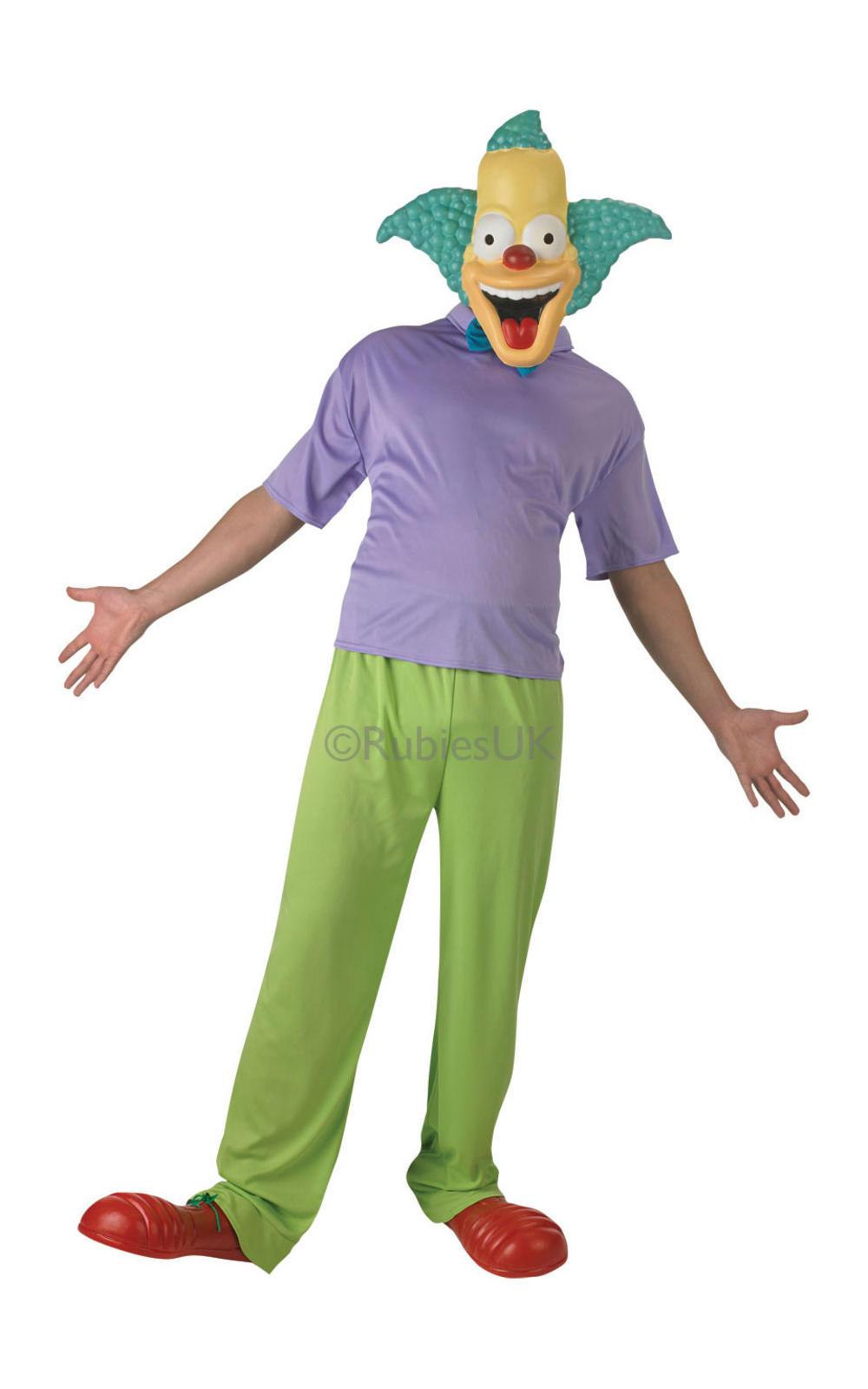 Classic Krusty Costume