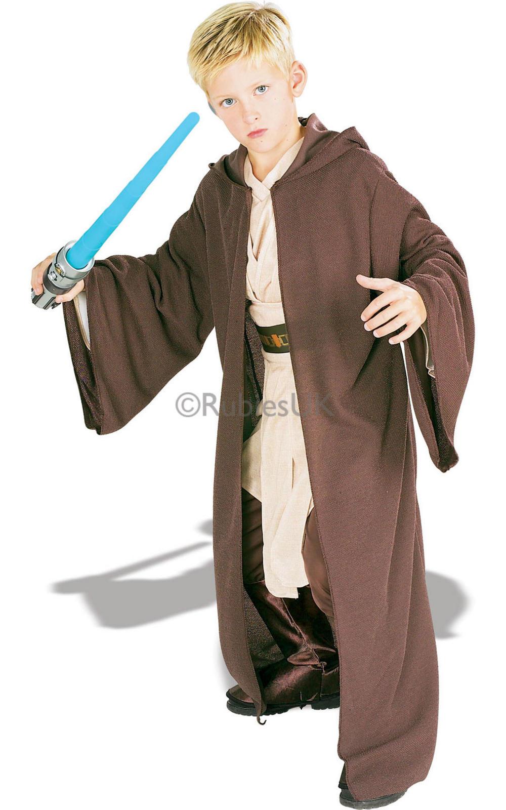 Kids Star Wars Deluxe Jedi Robe