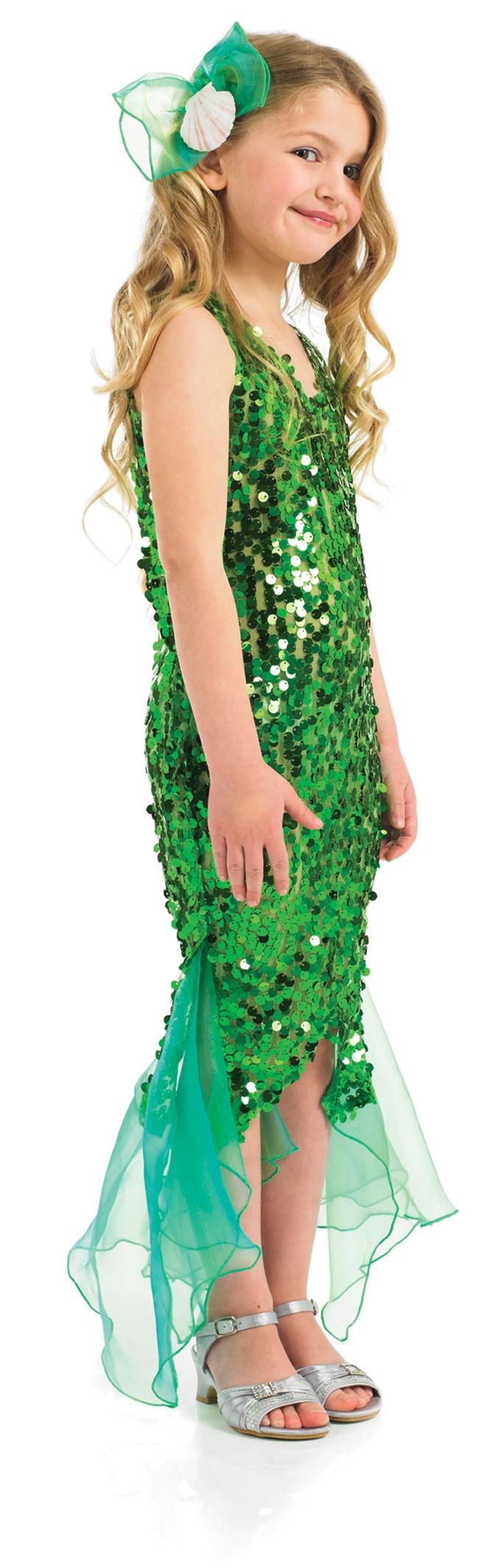 Sentinel Mermaid Princess Girls Fancy Dress Fairy Tale Book Week Childrens Kids Costumes  sc 1 st  eBay & Mermaid Princess Girls Fancy Dress Fairy Tale Book Week Childrens ...