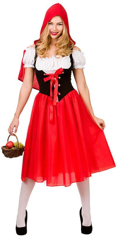 Red Riding Hood Fancy Dress