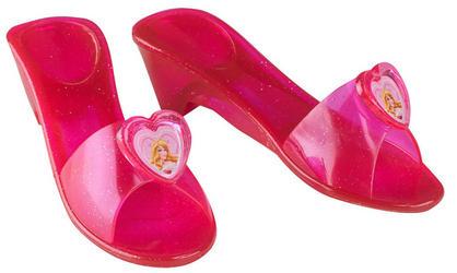 Disney Sleeping Beauty Jelly Shoes