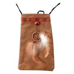 Red Indian Pouch