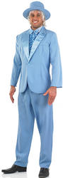Blue Suit Costume