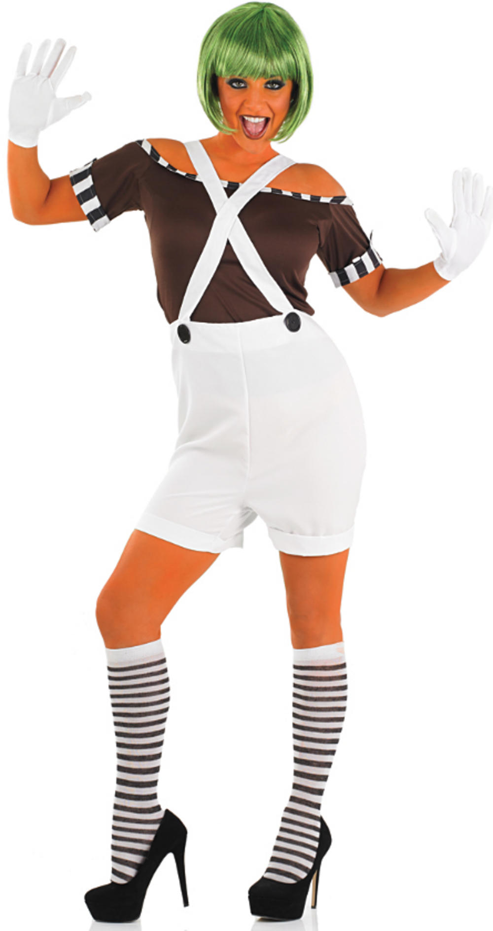 Sexy Factor Worker Costume