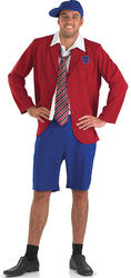 Mens School Boy Fancy Dress