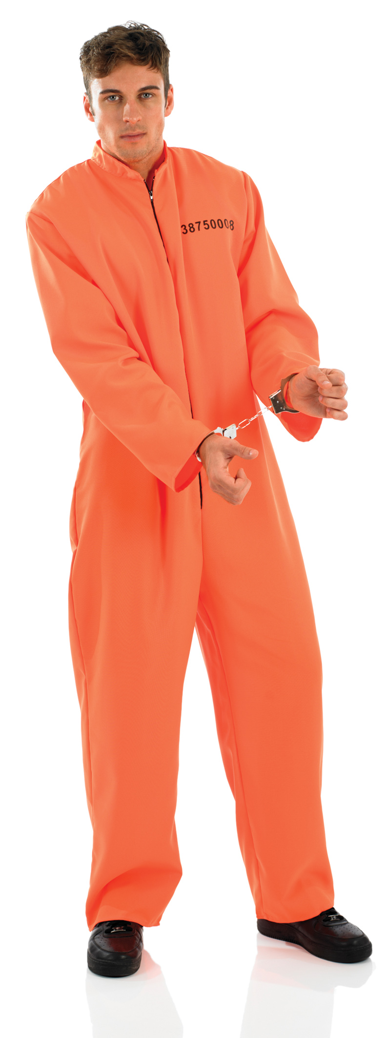 85305bd8ff9a Orange Prison Costume   Adults-Classic-Orange-Prisoner-Jumpsuit ...