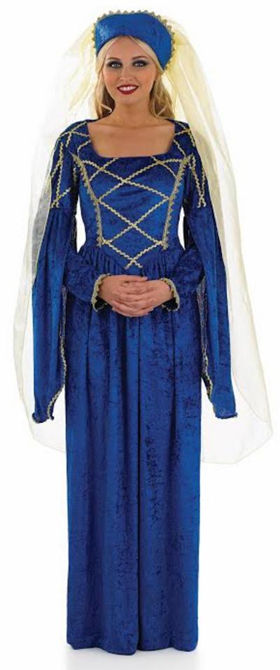 Royal Tudor Costume