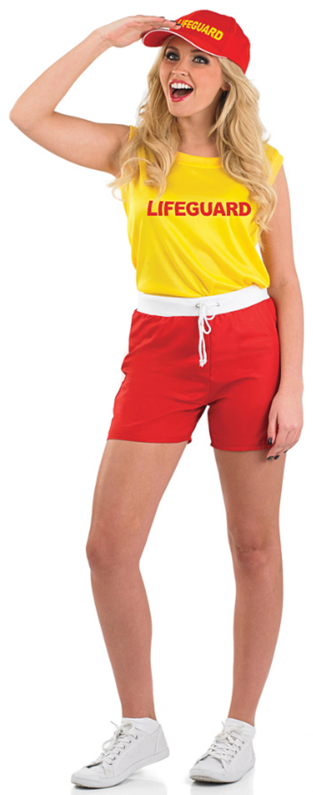 Female Lifeguard Costume