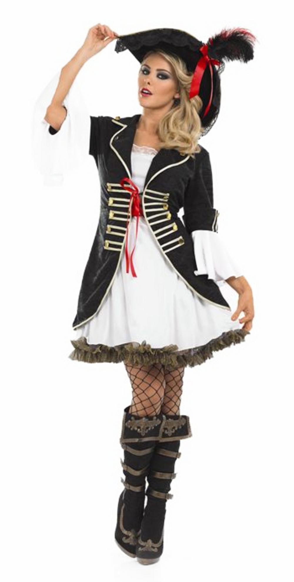 Buccaneer Girl Costume