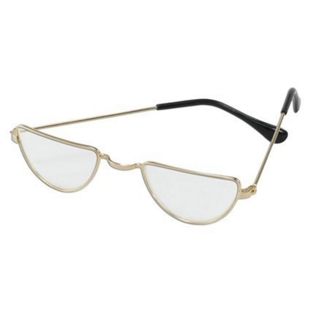 Moon Shaped Glasses