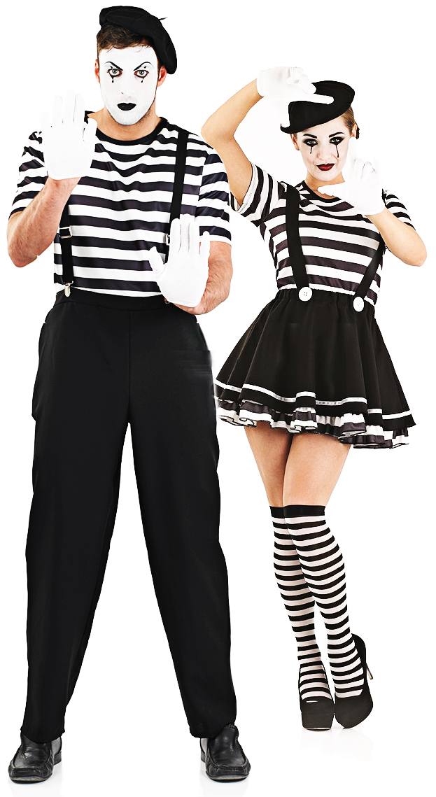 Halloween Costumes Circus Theme