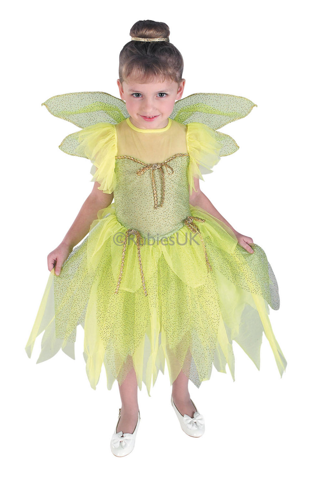 Girls Pretty Pixie Costume