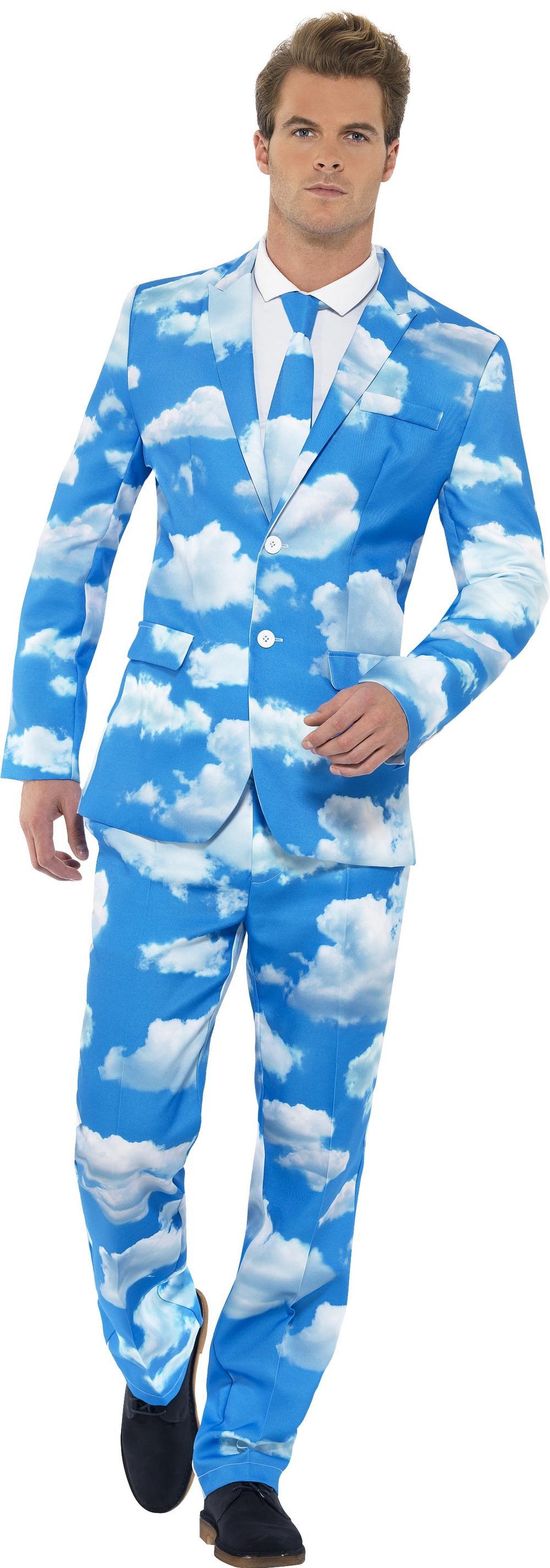 Sky High Suit Costume