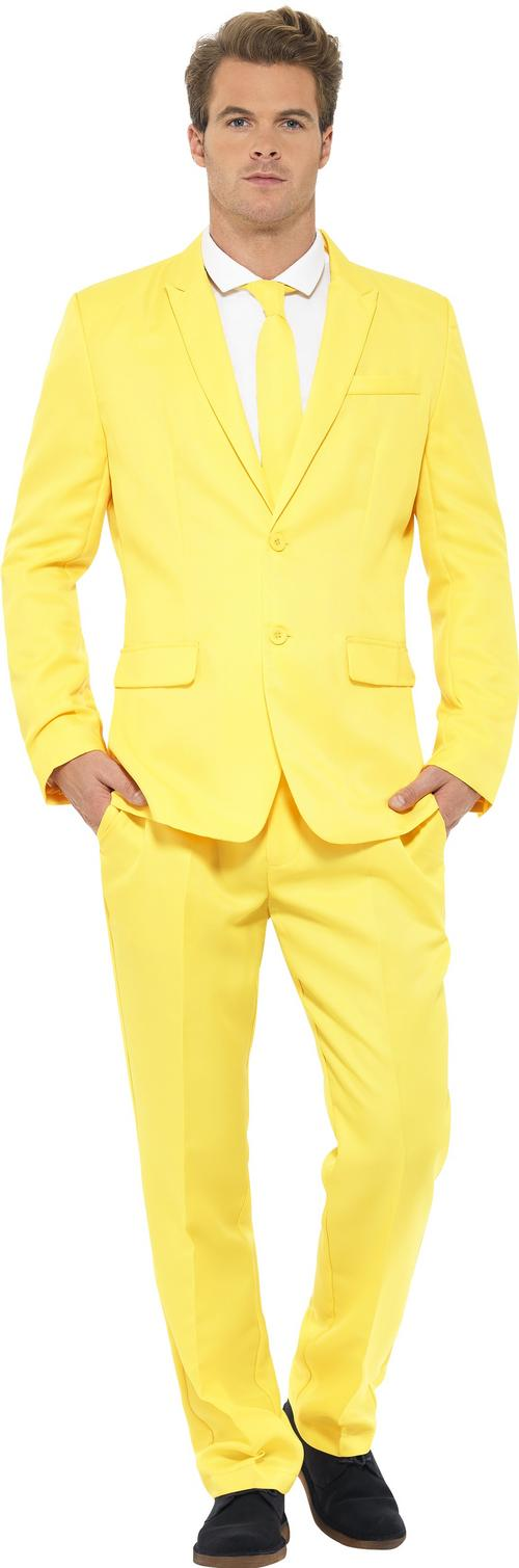 Yellow Suit Costume
