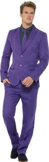 Purple Suit Costume