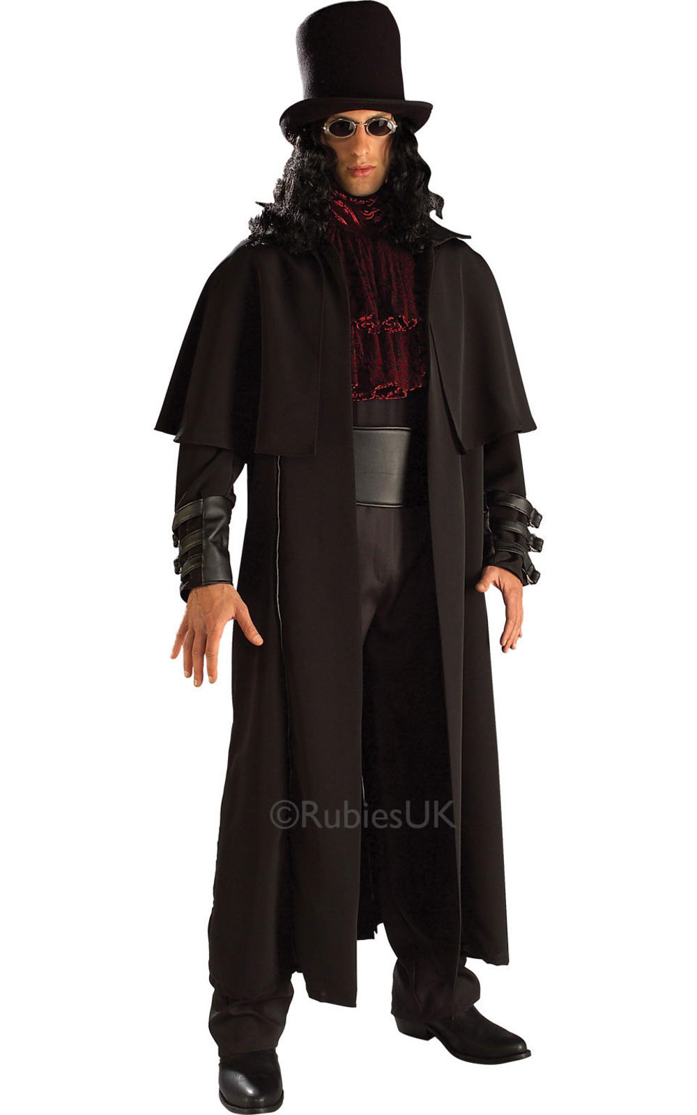 Mens Vampire Lord Costume