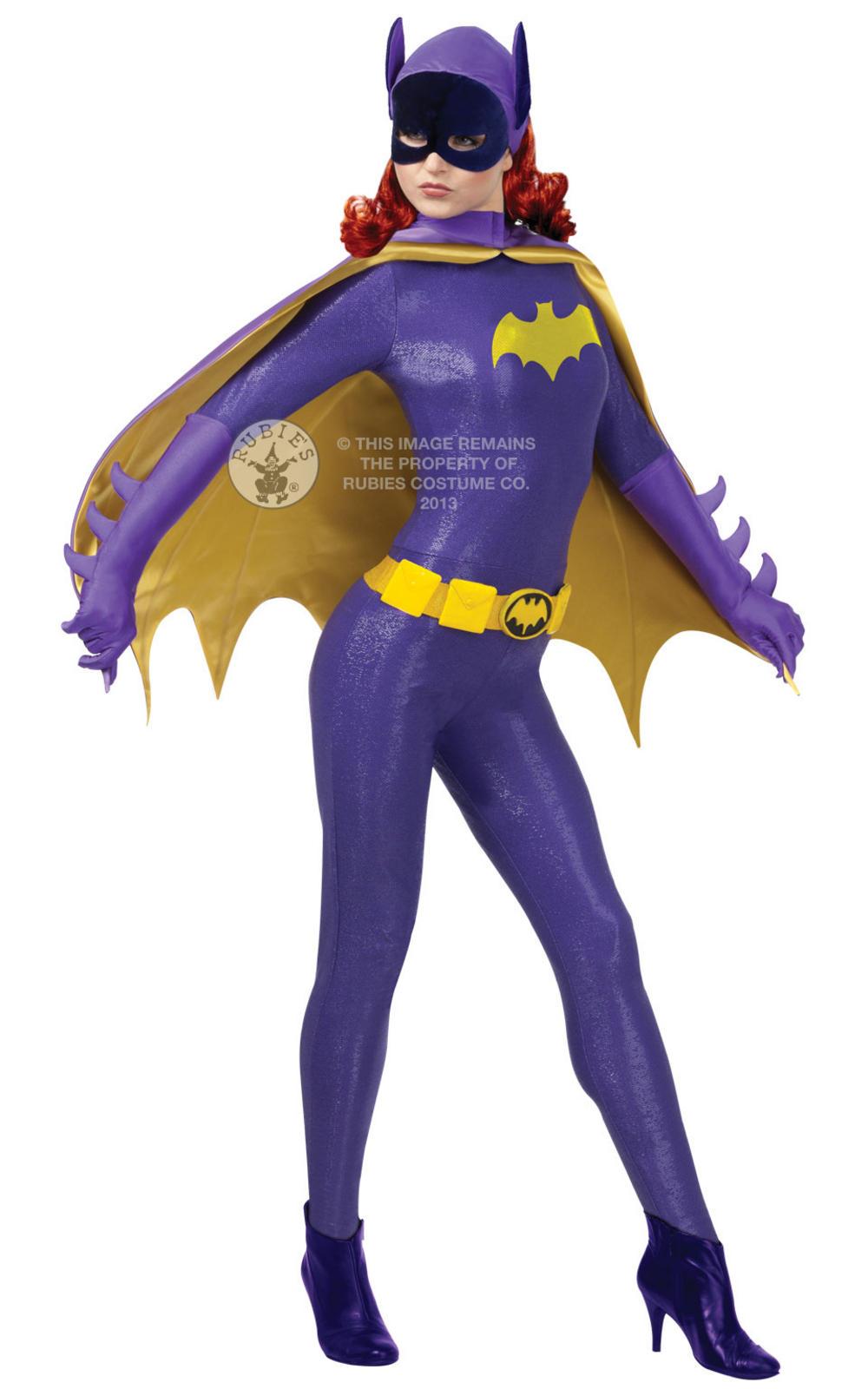 Ladies Grand Heritage Batgirl Costume