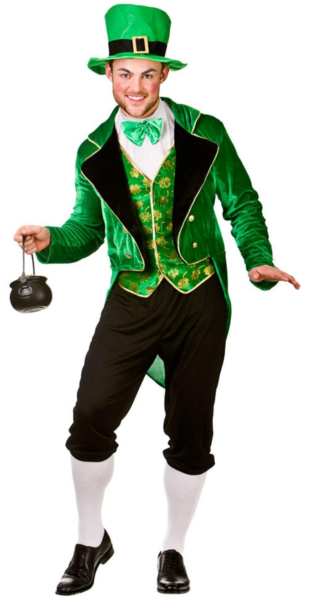 Deluxe Leprechaun Costume