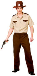 Mens U.S. Sheriff Costume