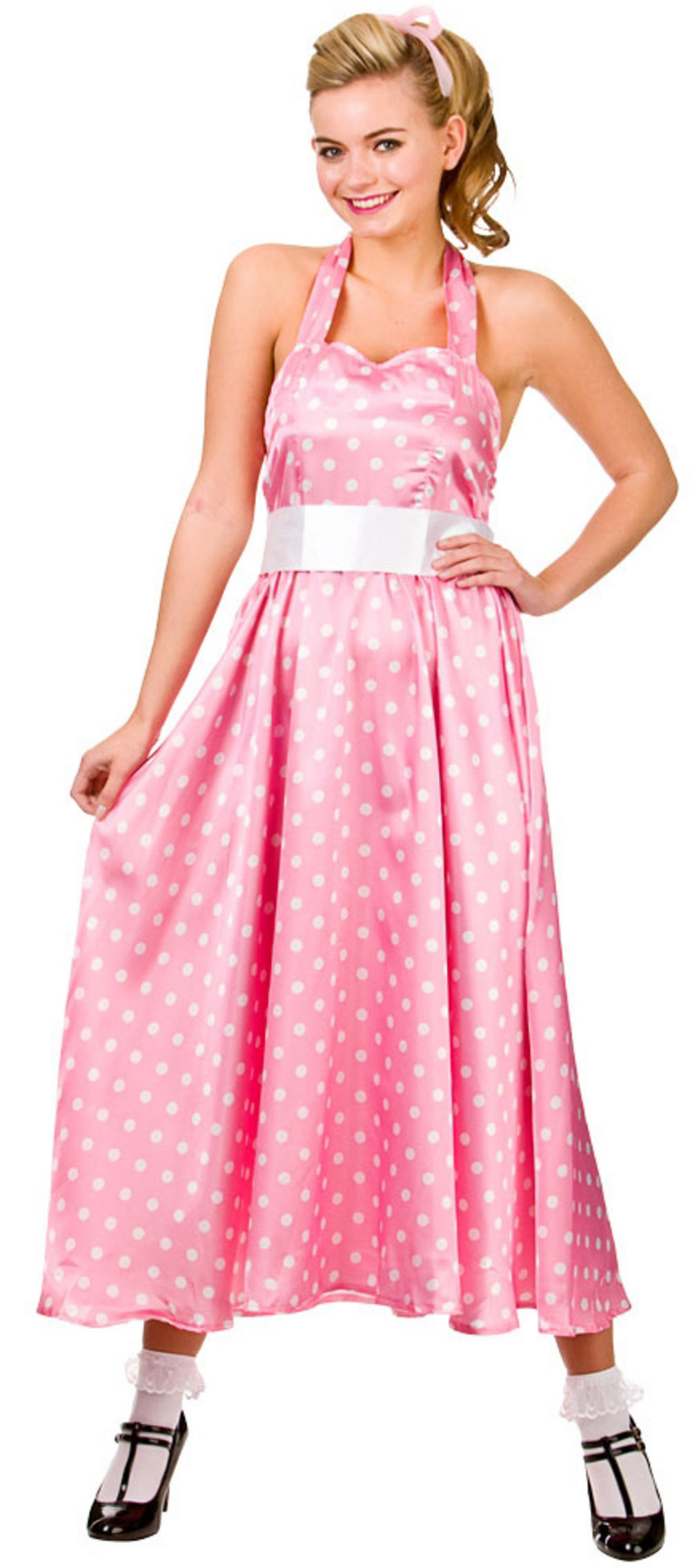 50's Bopper Dress Costume