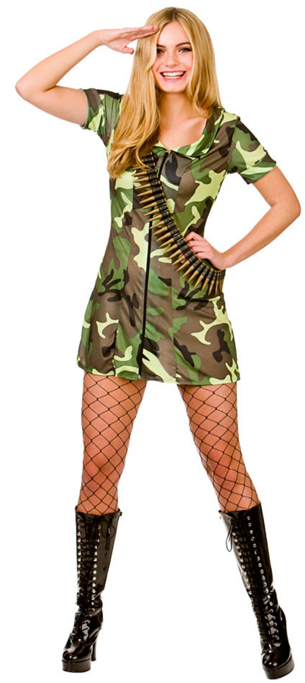 army girl costume Sexy