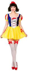 Ladies Snow Princess Costume