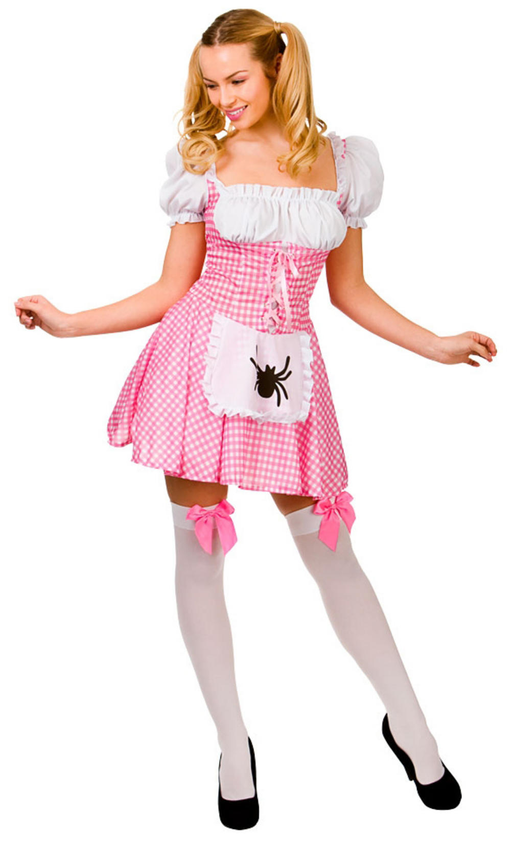 Ladies Little Miss Muffet Costume