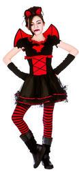 Girls Little Vamparina Costume