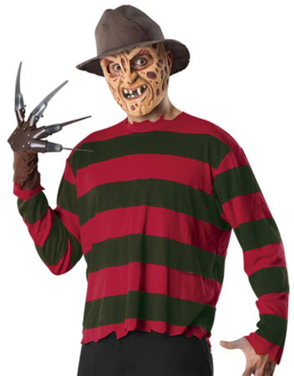 freddy krueger costume | horror film costumes | mega fancy dress
