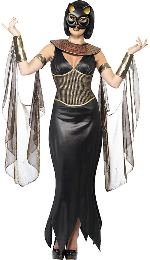 Bastet the Cat Goddess Costume