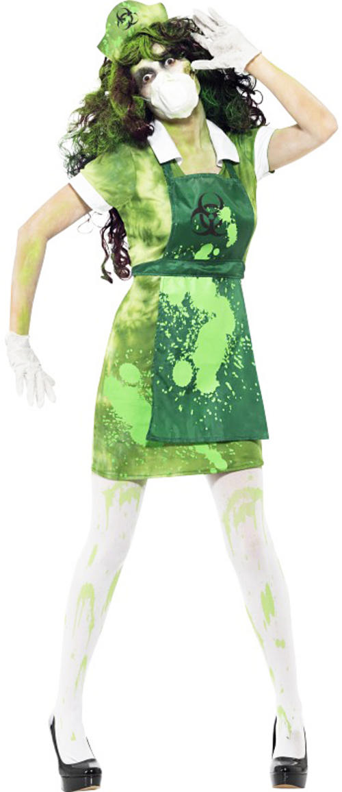 Biohazard Female Costume