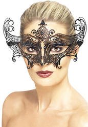 Farfalla Metal Filigree Eyemask