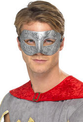 Metallic Warrior Colombina Eyemask
