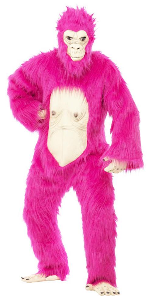 Deluxe Gorilla Mens Costume