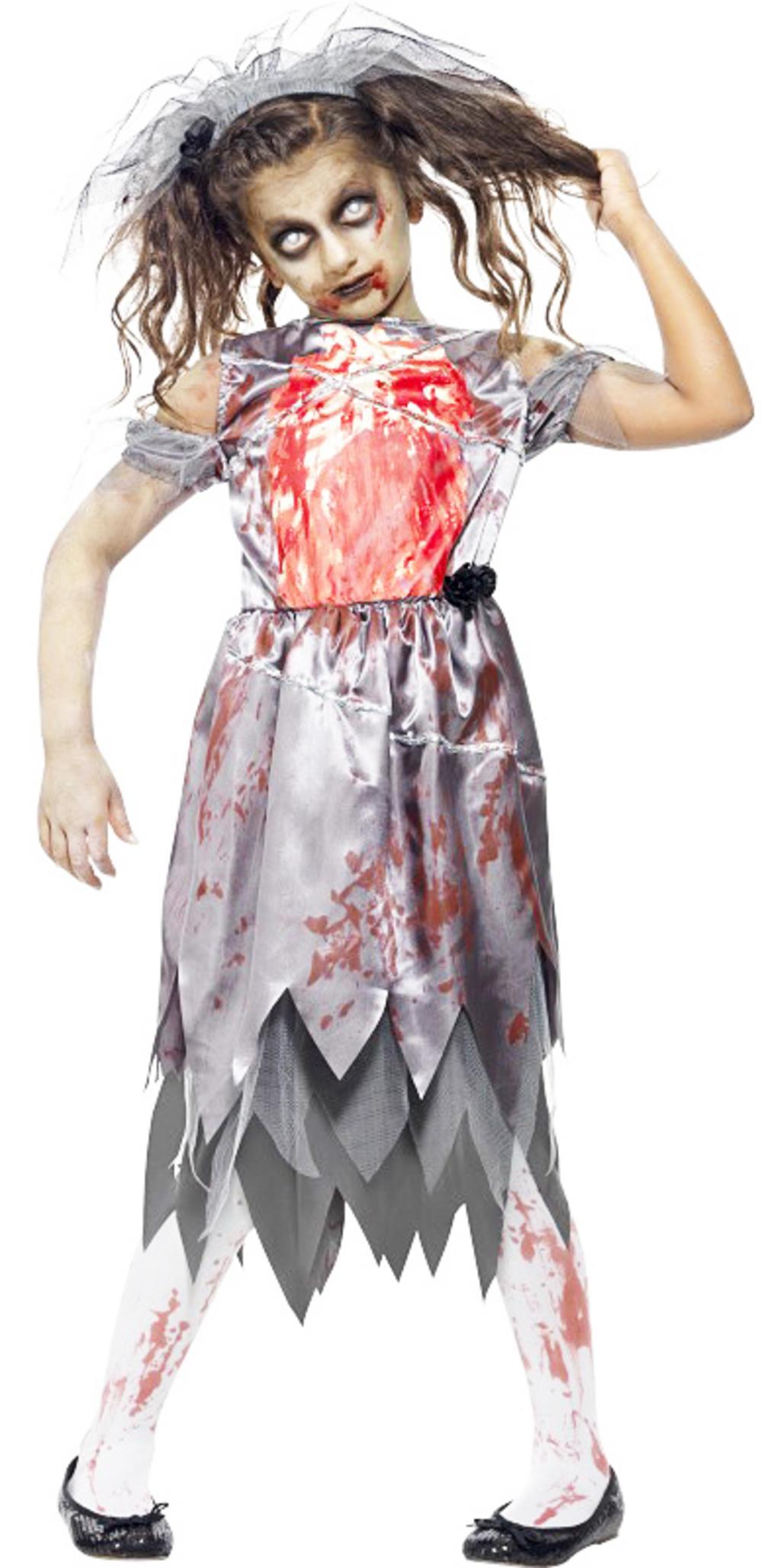 zombie bride costume all halloween mega fancy dress. Black Bedroom Furniture Sets. Home Design Ideas