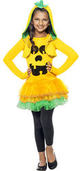 Pumpkin Tutu Dress Costume