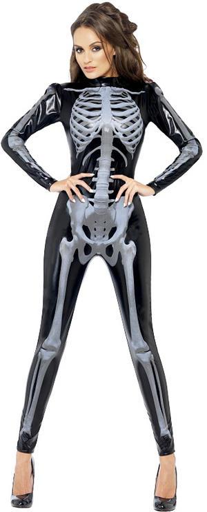 Fever Skeleton Costume