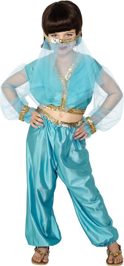 Girls Arabian Princess Costume