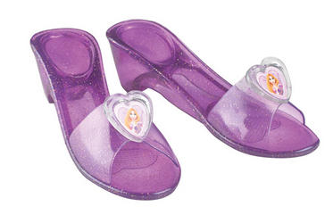 Rapunzel Jelly Shoes