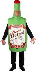 Funny Beer Bottle